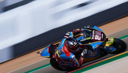 GP Emilia Romagna: Lowes vince in Moto2, Foggia in Moto3