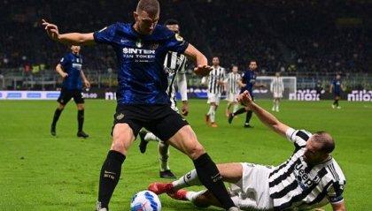 Finisce 1-1 il derby d'Italia, è battaglia all'Olimpico