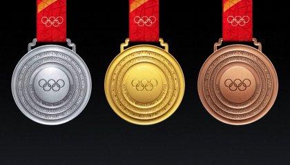 100 giorni a Pechino 2022, presentate le medaglie