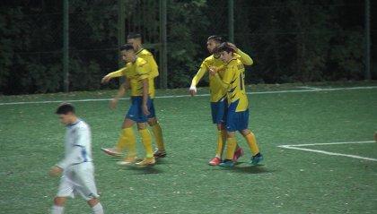 Derby di Fiorentino al Tre Fiori che accede ai quarti di finale di Coppa Titano