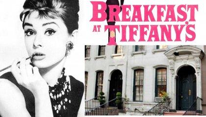 """La casa di """"Colazione da Tiffany"""" è in affitto"""