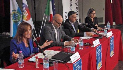 """""""Una perdita d'acqua impressionante"""" a San Marino, che Usl mette a confronto con Italia ed Eu"""