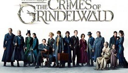 SM Cinema: Animali fantastici, I crimini di Grindelwald