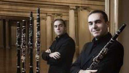 """Live, """"Cesenatico Classica"""" col clarinetto di Fabrizio Meloni"""
