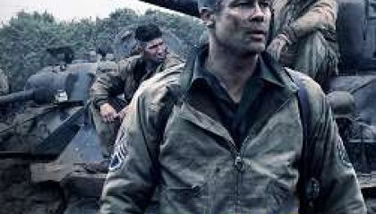 Fury, al cinema