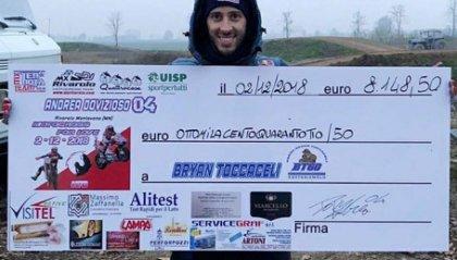 Motogp: Andrea Dovizioso per Bryan Toccaceli
