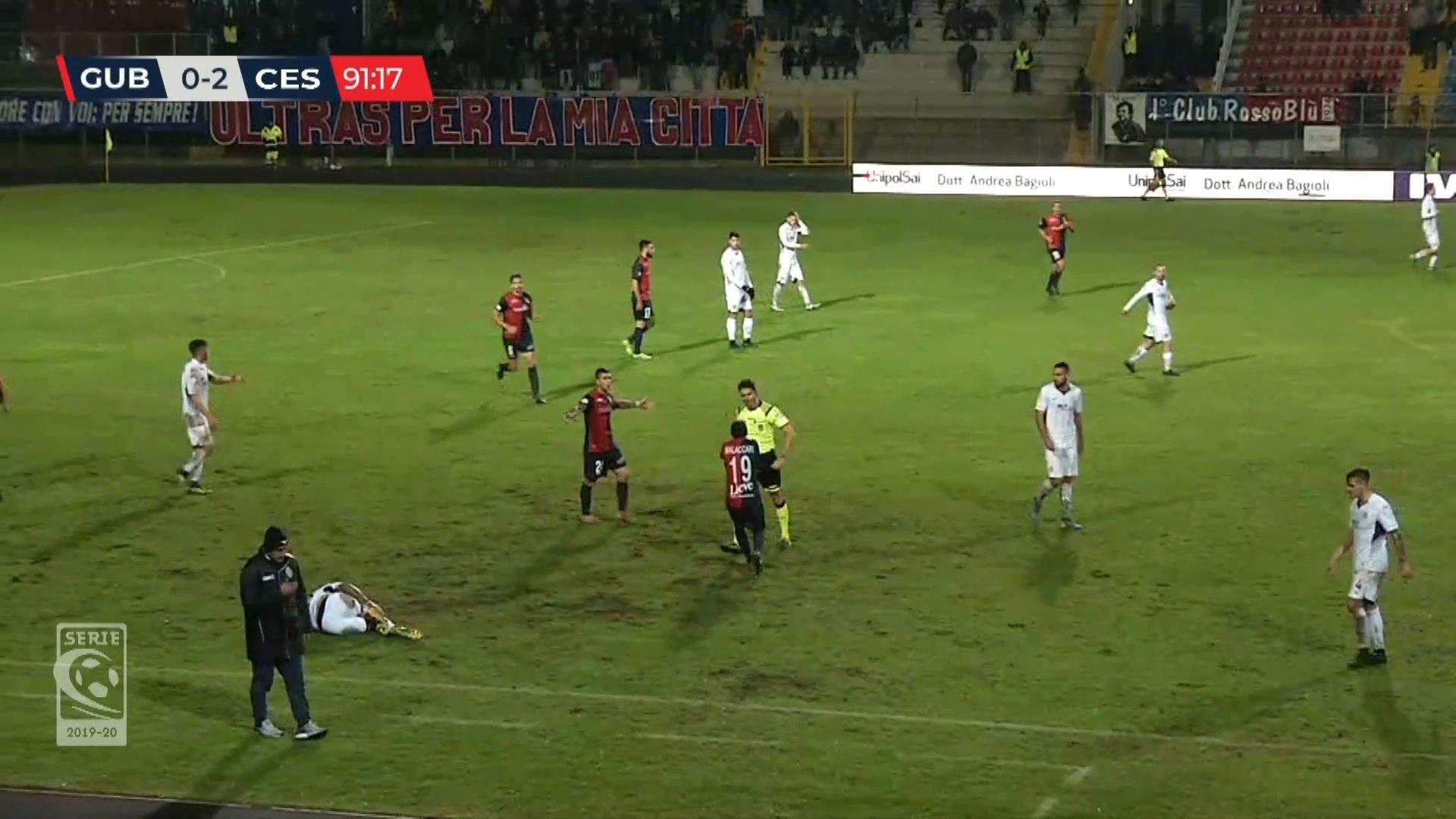 Il Cesena vince la battaglia del Barbetti - San Marino Rtv